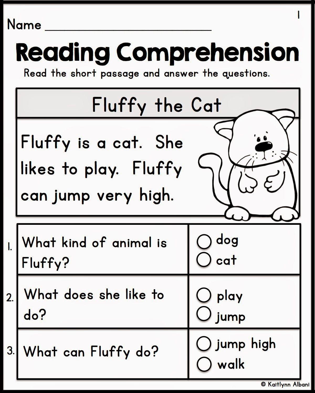 A Z Reading Worksheets For Kids Free Printable Worksheets