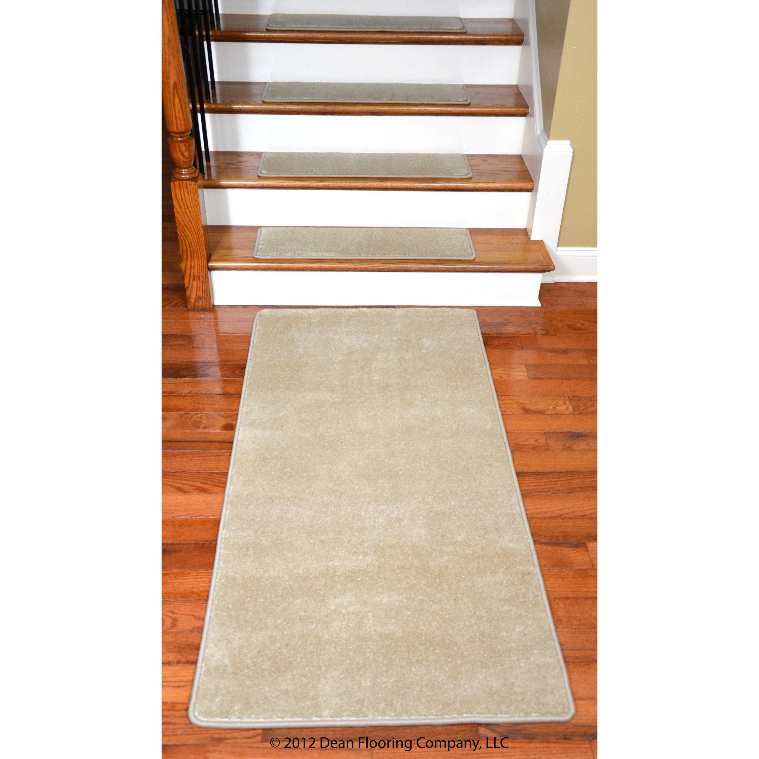 Best Dean Premium New Zealand Wool Carpet Stair Treads 640 x 480