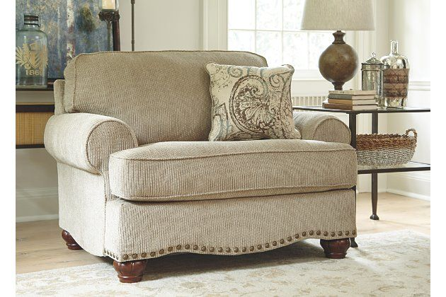 Alma Bay Oversized Chair In 2020 Furniture Homestore Chair