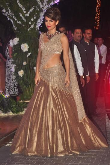 When Manish Malhotra's niece gets married... | When Manish Malhotra's niece gets married... - Yahoo Lifestyle India