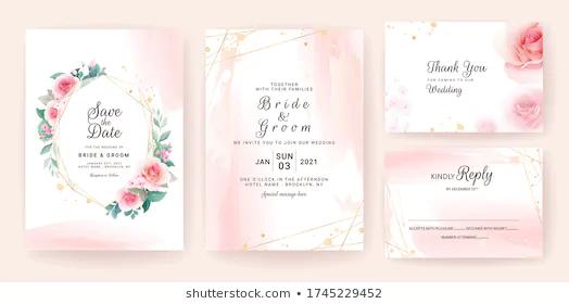 Pin On Wedding Invitation Template Inspirations