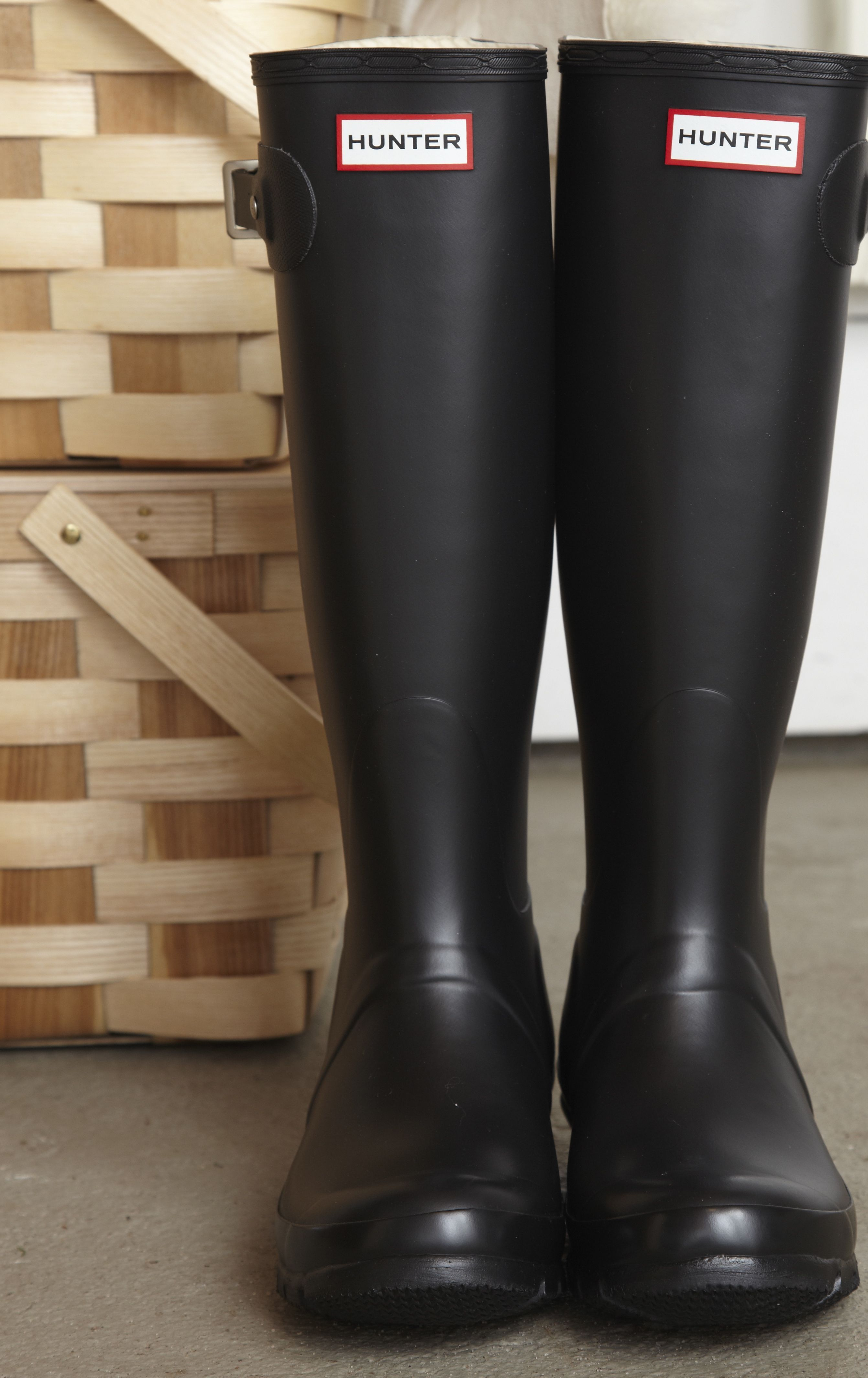 wellie season at the new general store