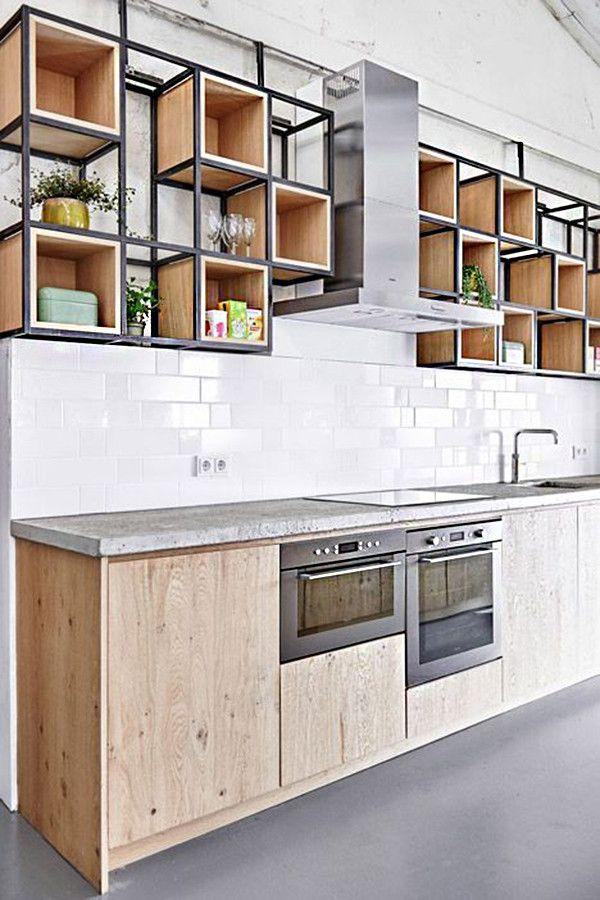 Los 17 muebles de cocina más sorprendentes del momento ...