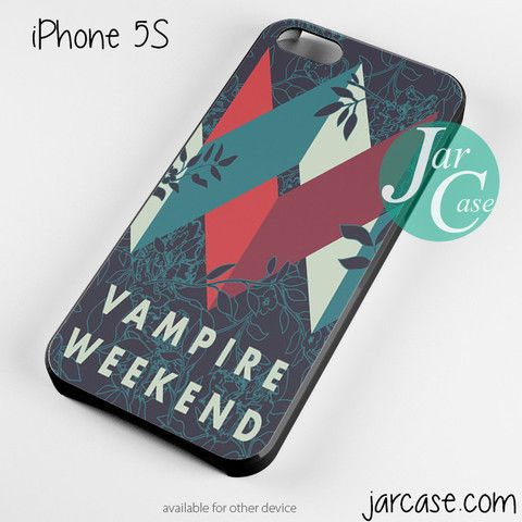 vampire weekend poster Phone case for iPhone 4/4s/5/5c/5s/6/6 plus