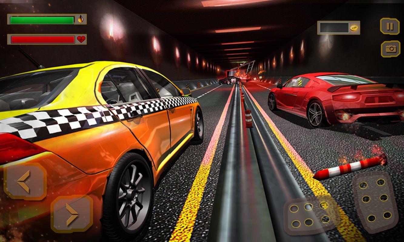 Pro Taxi Driver Crazy Car Rush Full Apk Games Free Download