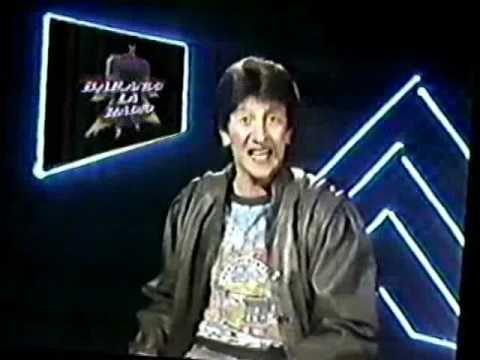 Recordando los 80's iniciando con Hernan Orjuela y hoy es viernes!!!!!!!!
