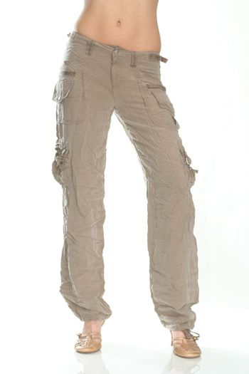 6a541b5b12fdd1 These look awesomely comfortable! Danang Cargo Pants | Cargos ...