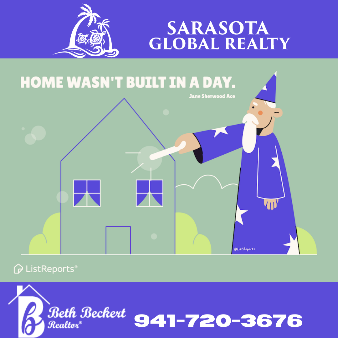 but that doesn't mean we can't get started! Send me a #text9417203676 message with what you're looking for so we can begin the search for your dream home today. bethbeckert #buynow #newhome #firsttimehomebuyer #home #floridarealestate #house #dreamhome #househunting #findyourhome #srqglobalrealty #bhfyp #srqglobalagent #movingtoflorida #newhomeowners #makethemove #buyersagent #home #newhomebuyer #realtor #newyork #philadelphia #ohio #michigan