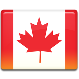Canada Flag Icon Flag 2 Iconset Custom Icon Design Canada Christmas Canada Canada For Kids