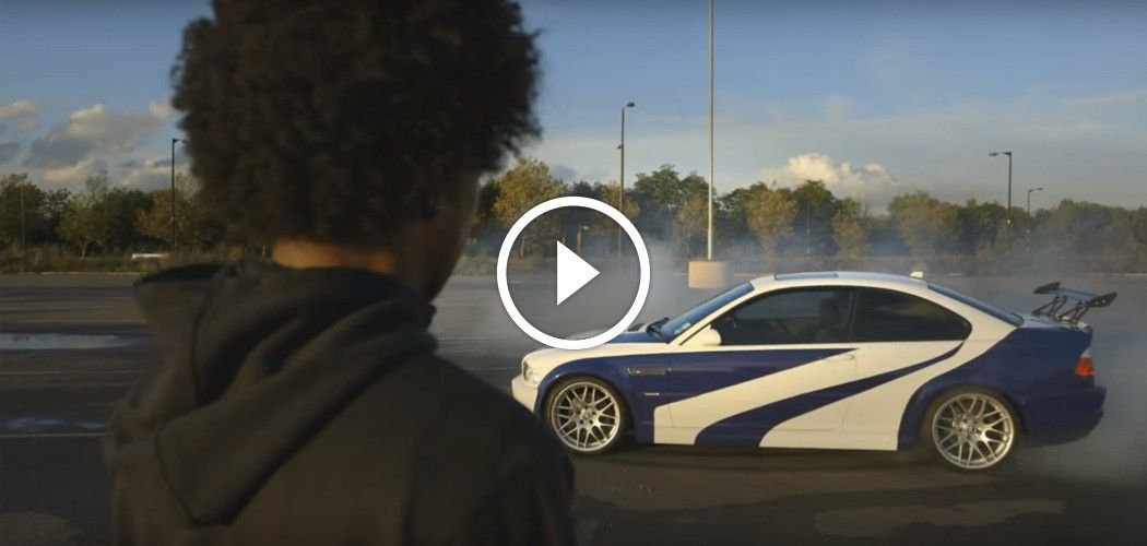 "Willian and ""Driverless"" Drifting BMW M3 from Need for Speed"