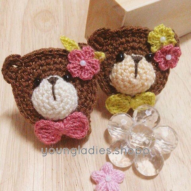 crochet cord holder with lovely crochet bear applique * * #crochetflower #crocheted #crochet #crocheting #crochetaddict #crochetlove #handmadeaccessories #handmade #accessories #accessory #knit #knitting #knitted #cottonyarn #freecrochetpattern #crochet_pattern #꽃 #크로쉐 #크로셰 #코바늘뜨기 #코바늘패턴 #코바늘 #손뜨개 #뜨개질 #뜨개실 #악세사리 #핸드메이드 #핸드메이드악세사리 #니트 #얀