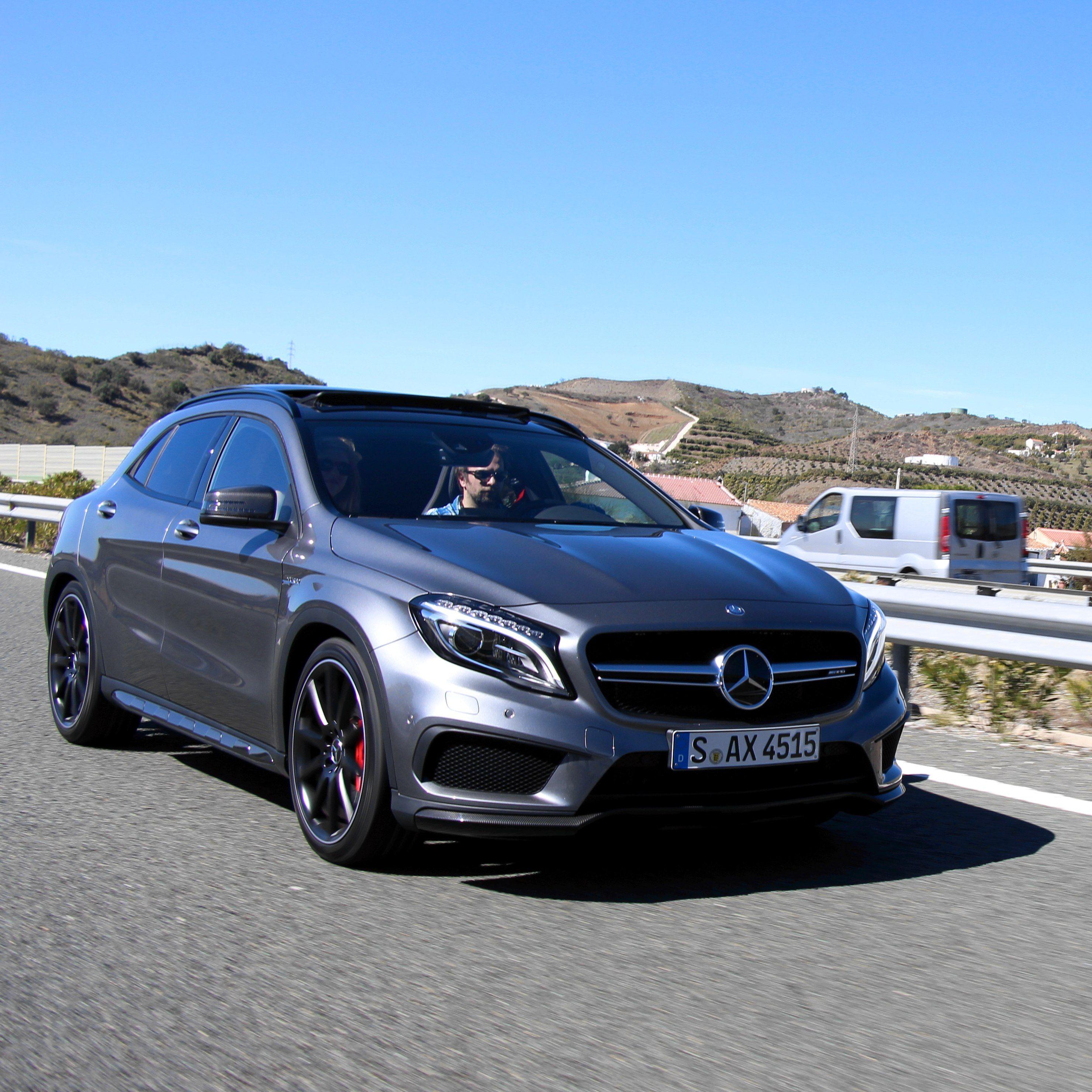 Fahrbericht: Mercedes-Benz GLA 45 AMG Und Die Frage Nach