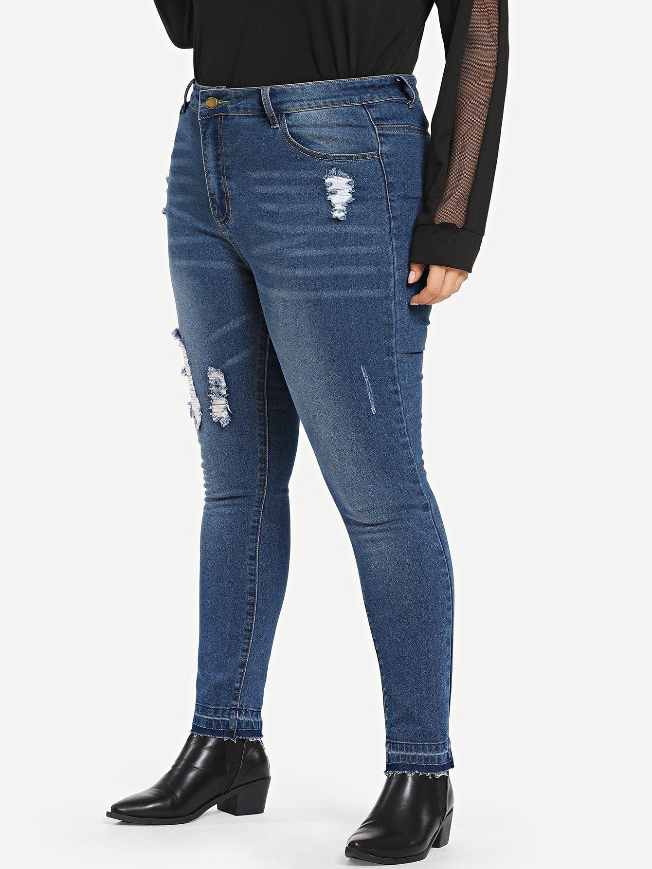 e4404f51e4 Jeans bajo crudo rotos-grande www.muybonita.co - Colombia  muybonitaco
