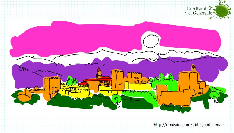 La Alhambra De Granada Para Ninos La Alhambra Contada A Los Ninos Es Un Libro De Ediciones Miguel Sanchez Con Texto De Ricardo Edad Media La Alhambra Ninos