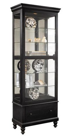 Pulaski Model 21441 Curio Curio Cabinet Pulaski Furniture Furniture