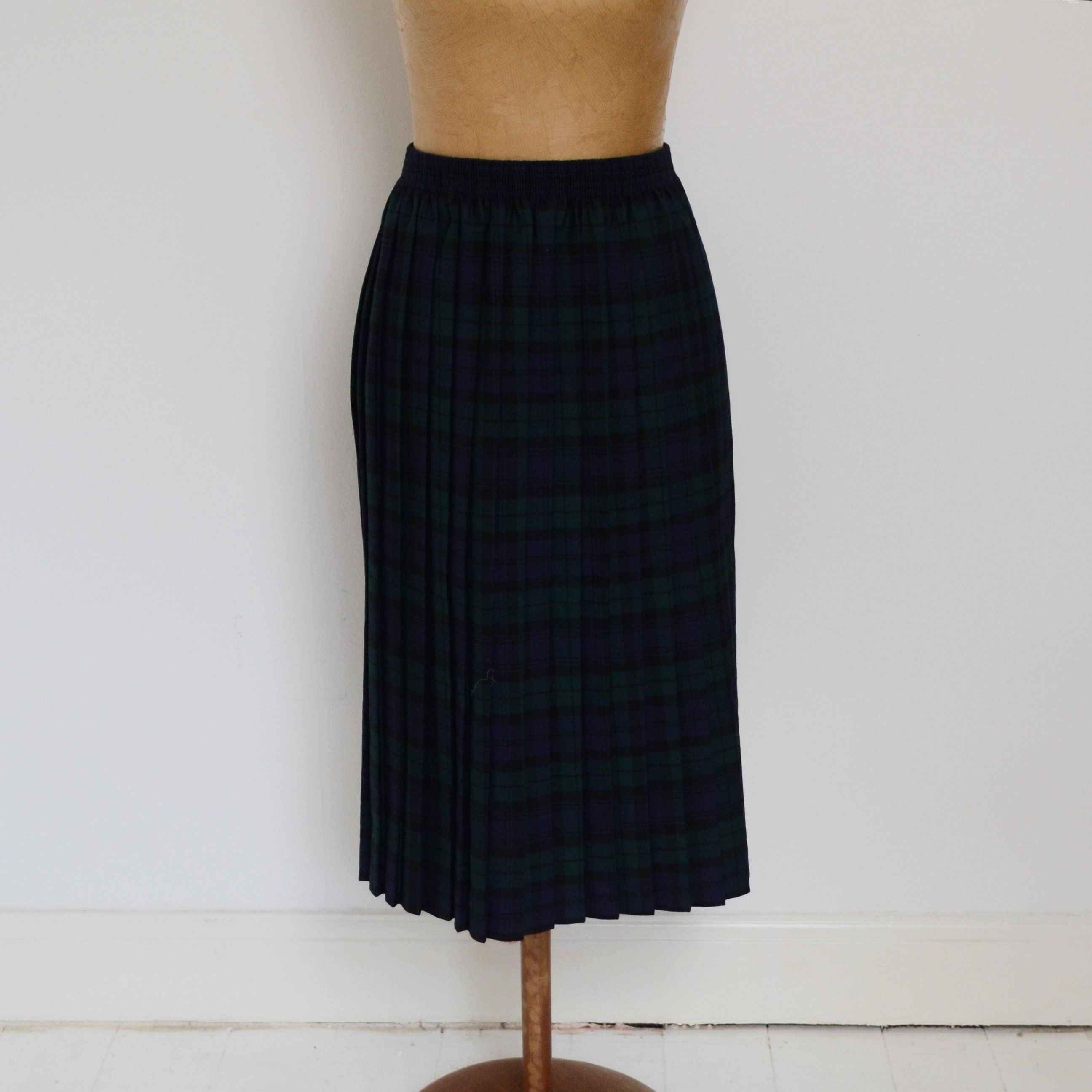 d0a01c33f3 Long Length Grey Pleated School Skirt