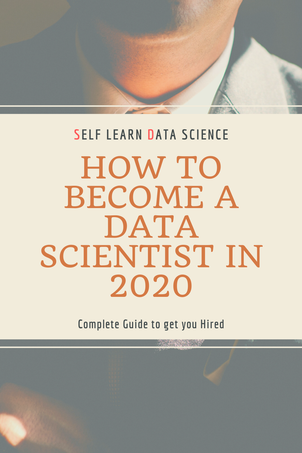 How To Become A Data Scientist In 2020 Data Scientist Data Science Learning Data Science