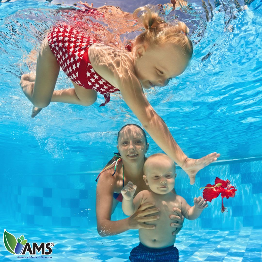 Dont be afraid of starting them early toddler swimming