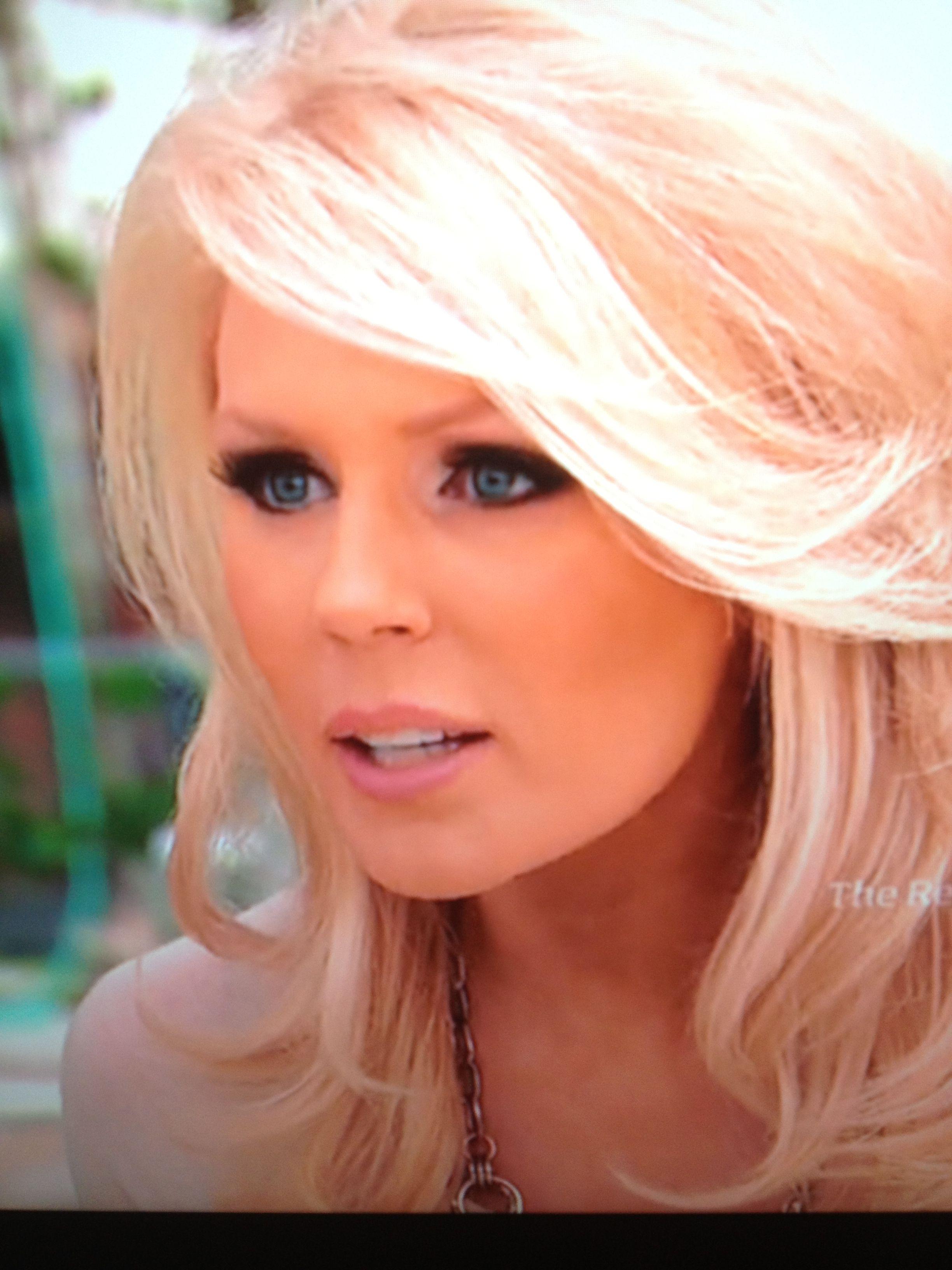 Gretchen Rossi Love Her Hair