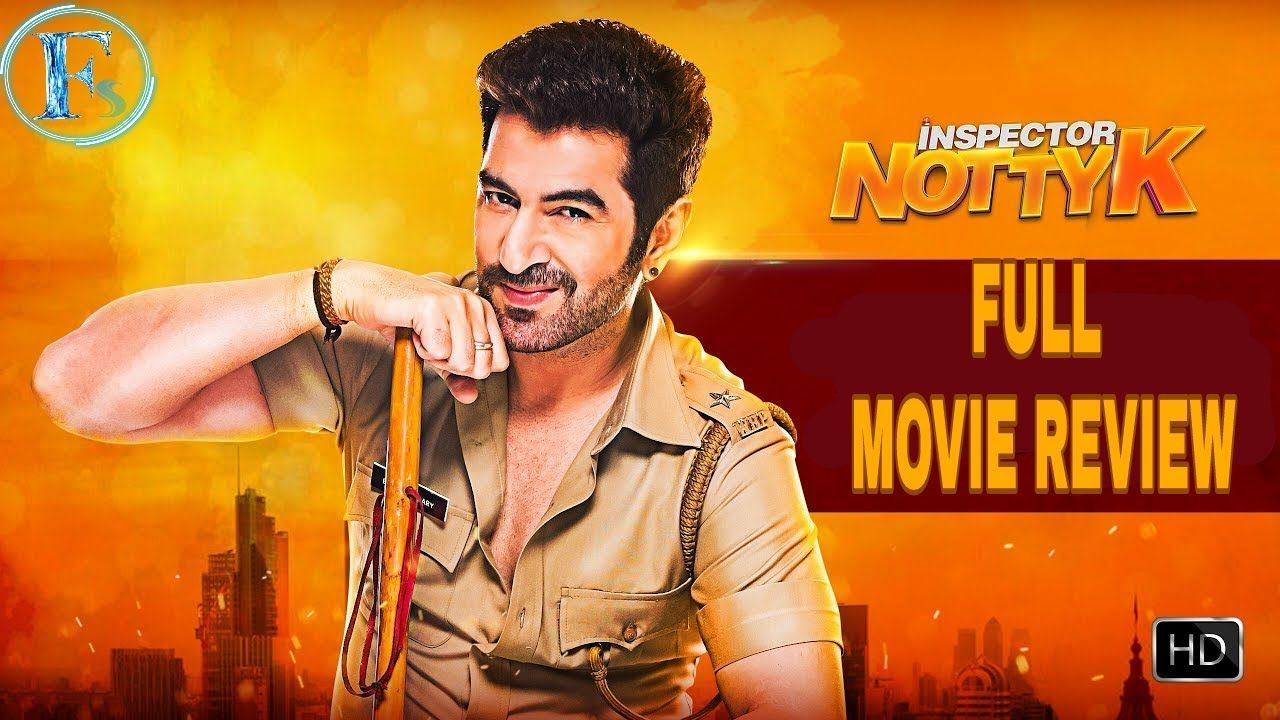 Inspector Notty K / Bangla new movie full review / jeet and