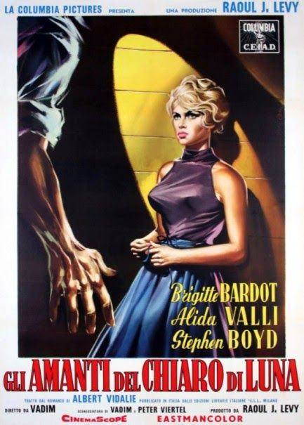 Sexy film posters