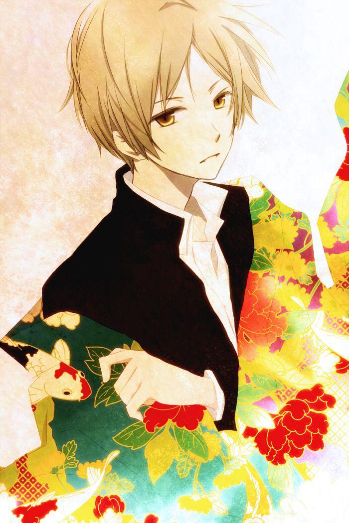 Natsume Takashi - Natsume Yuujinchou - Image #1022194 - Zerochan ...