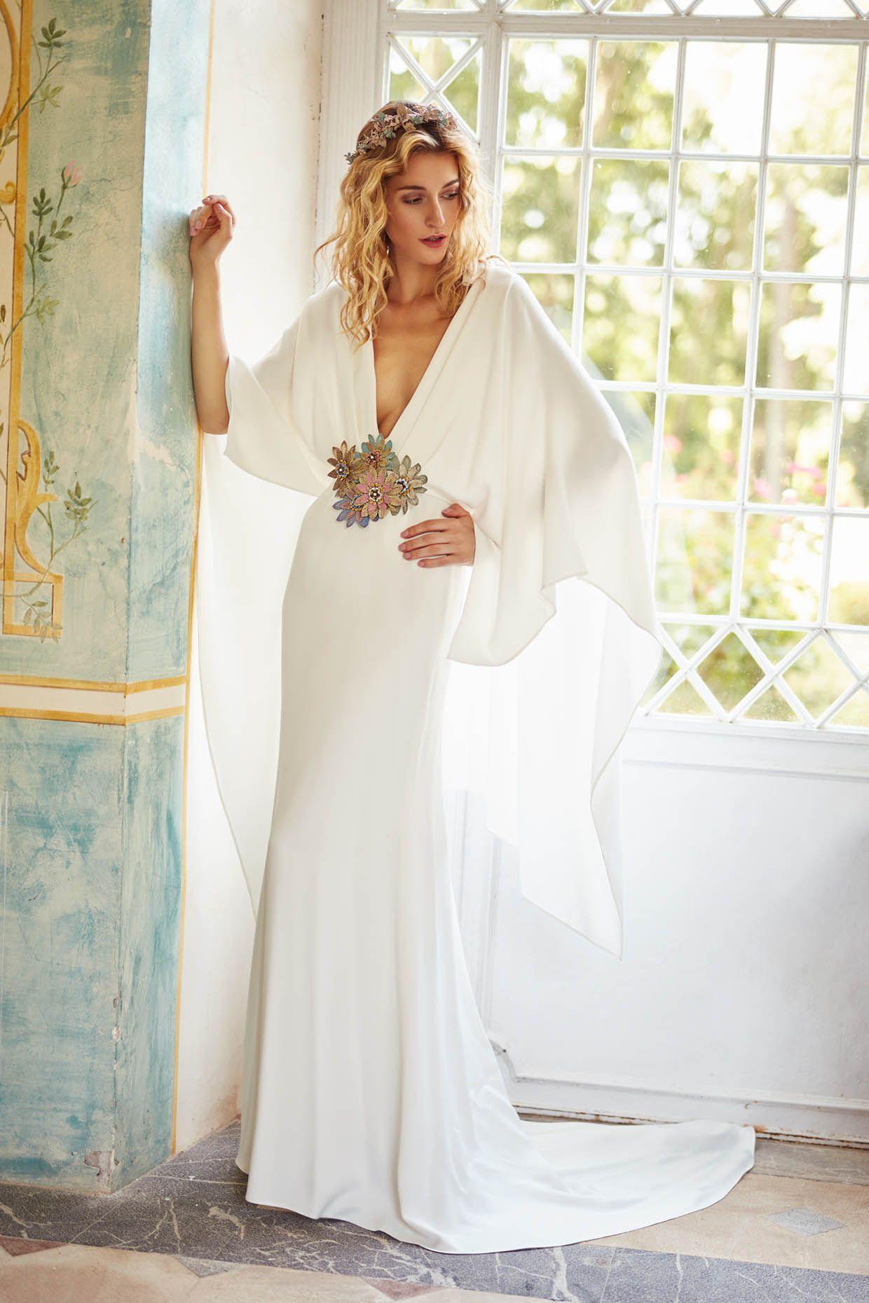Vestidos de novia para fiesta de dia