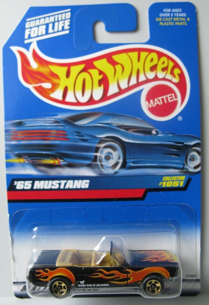 Hot Wheels 1999 039 65 Mustang Blue Card Collector 1051 Ebay Mattel Hot Wheels Hot Wheels Hot Wheels Cars