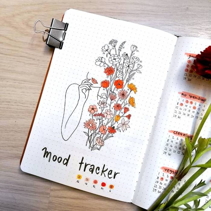 14 Genius Bullet Journal Ideas For A Better You And A Happier Life - Our Mindful Life