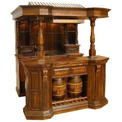 home wooden bars | Spanish Pub Bar On Sale | Bars | Pinterest ...