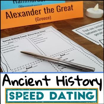 the history of speed dating