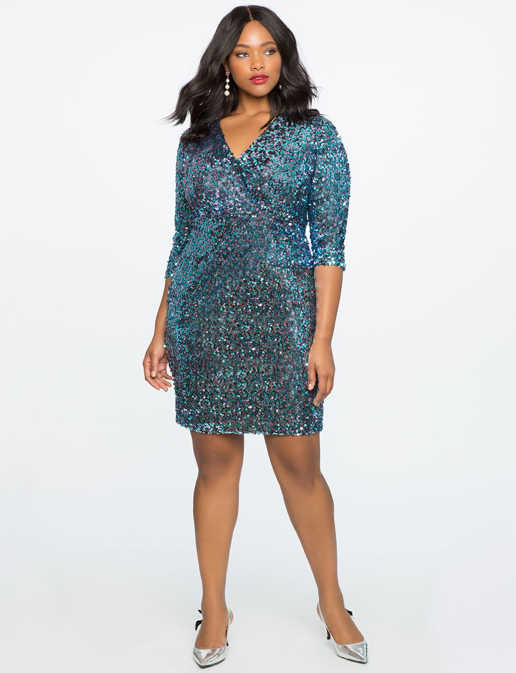 fe45ae8b71d V Neck Plus Size Cocktail Dresses - Gomes Weine AG