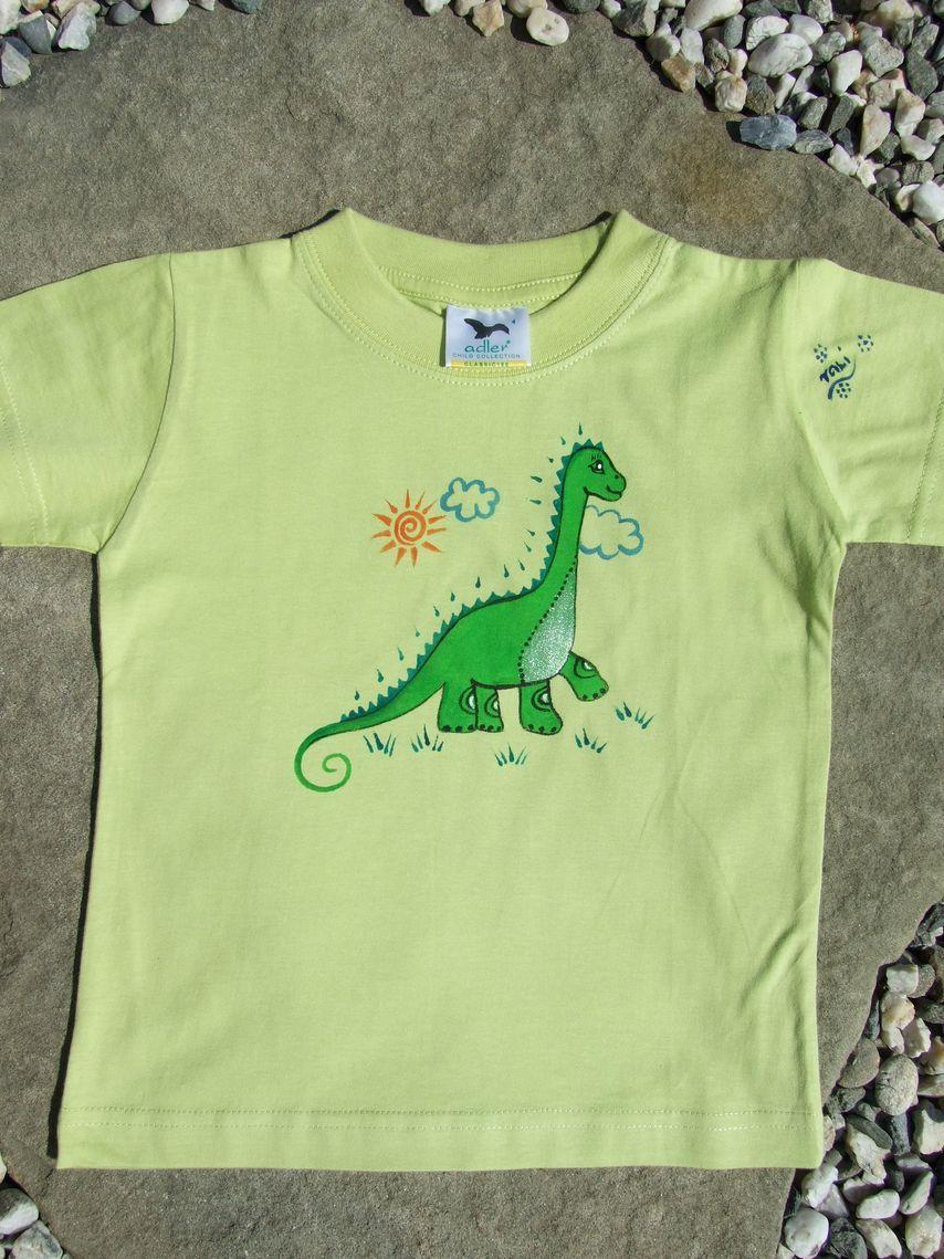 Dinosaurus    TALI - česká ruční práce  fc676a644c