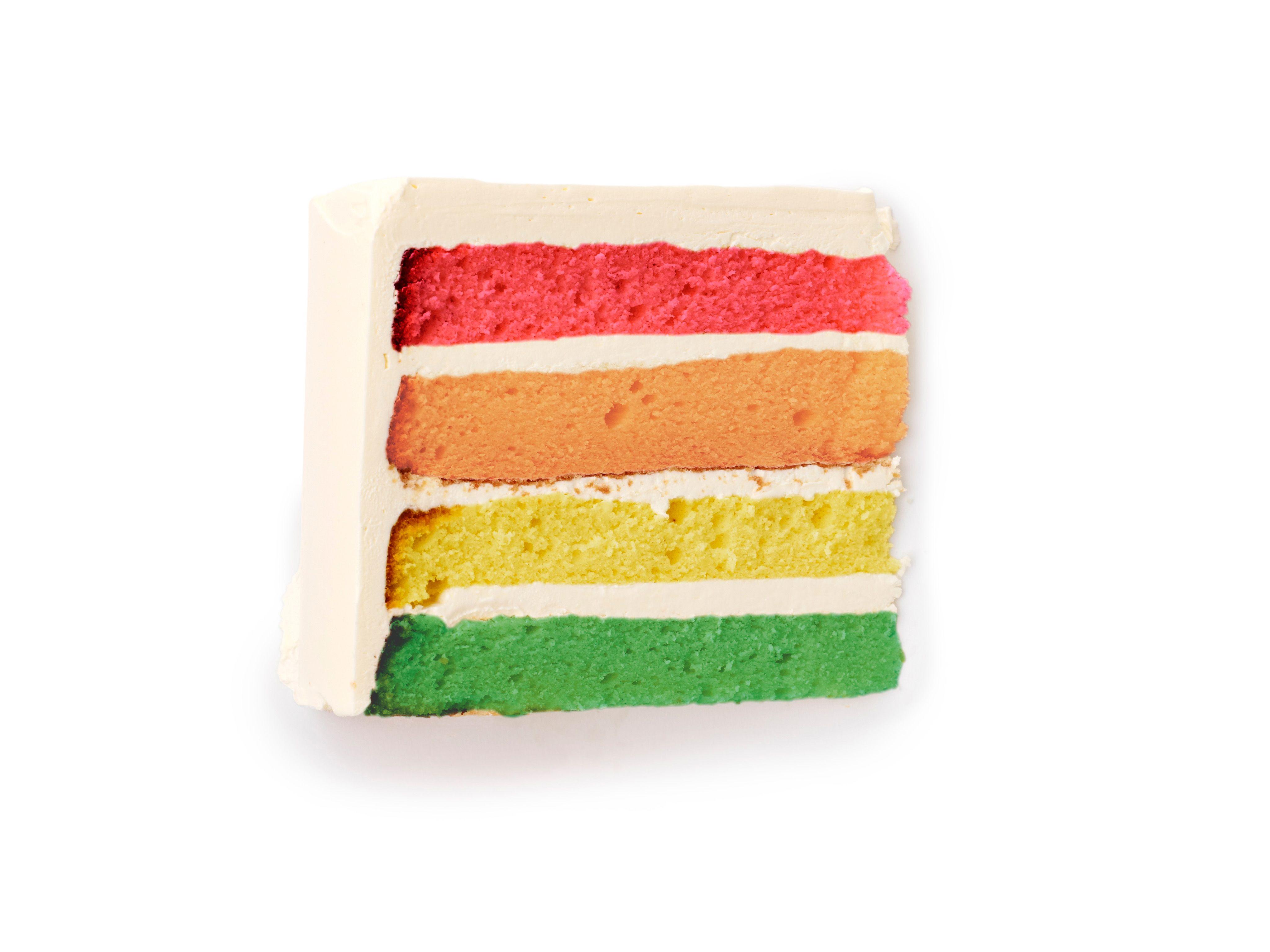 Four Layer Birthday Cake Recipe Tx Sized Sweet Tooth Pinterest