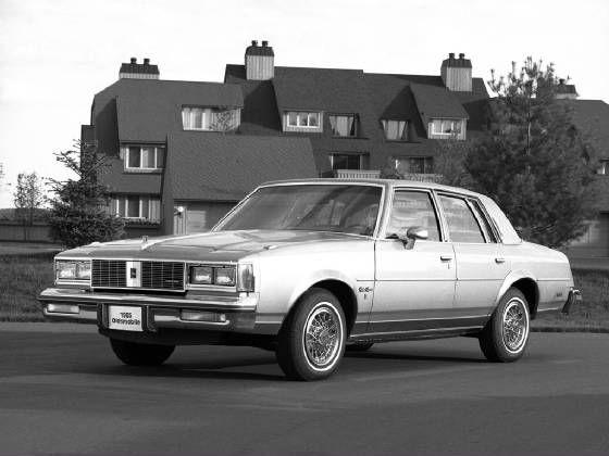 1985 Oldsmobile Cutlass Supreme Brougham Sedan Oldsmobile Cutlass Supreme Oldsmobile Cutlass Oldsmobile
