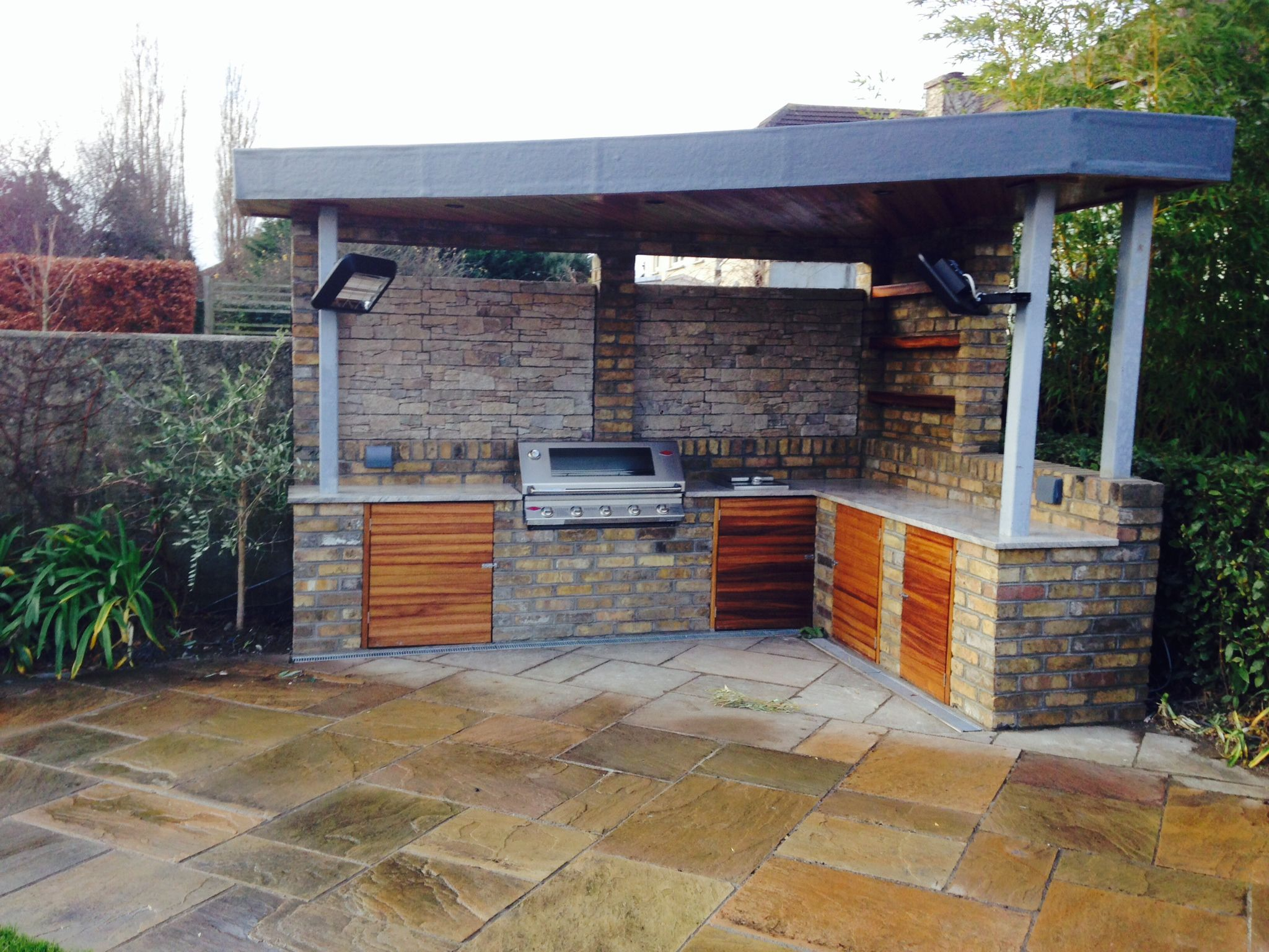 Garden Diary & Outdoor Kitchen – Greenstone Landscape Design and ...
