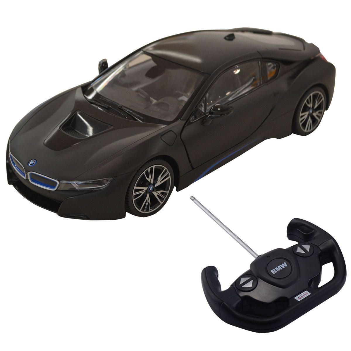 1 14 Bmw I8 Licensed Radio Remote Control Rc Car Rc Car Remote Remote Control Cars Bmw I8
