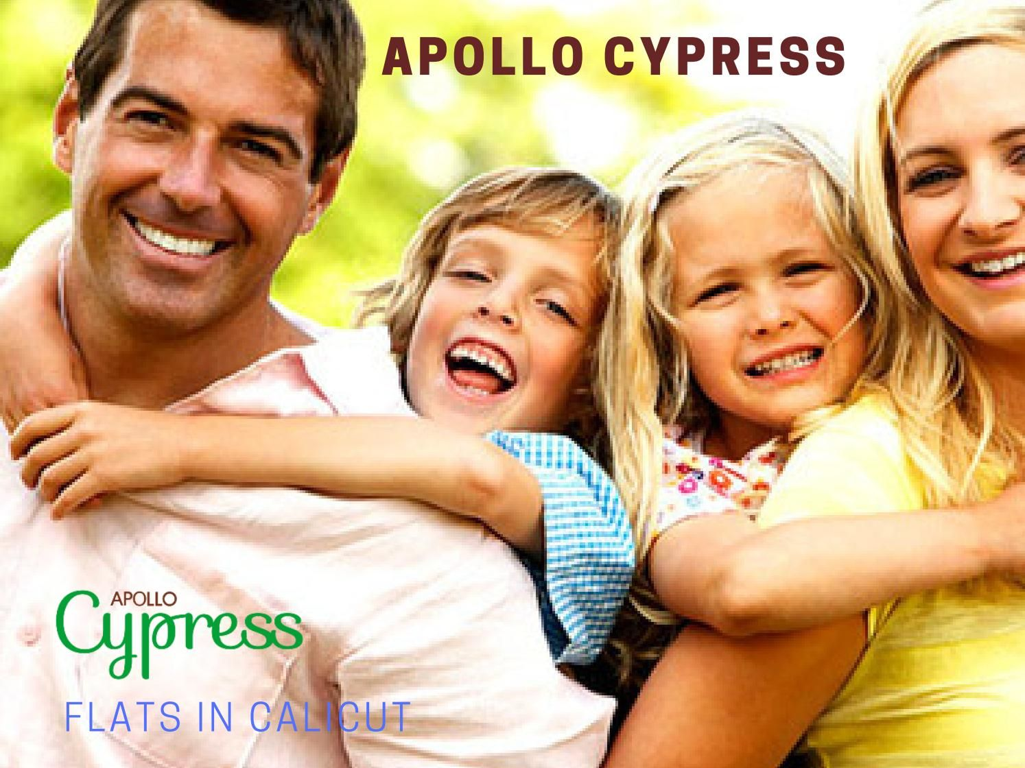 Flats In Calicut Apollo Cypress