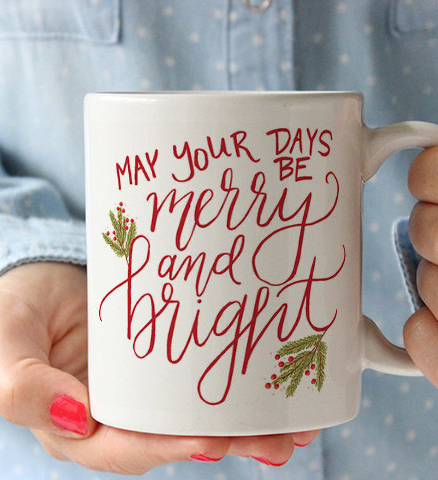 may your days be merry and bright printable wisdom etsy