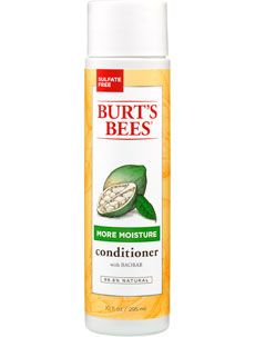 #natural #beauty Burt's Bees More Moisture Baobab Conditioner