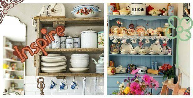 decorar cocina estilo vintage Estilo antiguo Pinterest Ideas para - estilo vintage decoracion