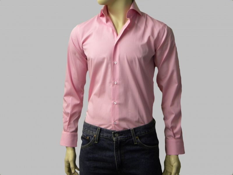 Light pink dress shirt - necessary for a summer suit wardrobe ...
