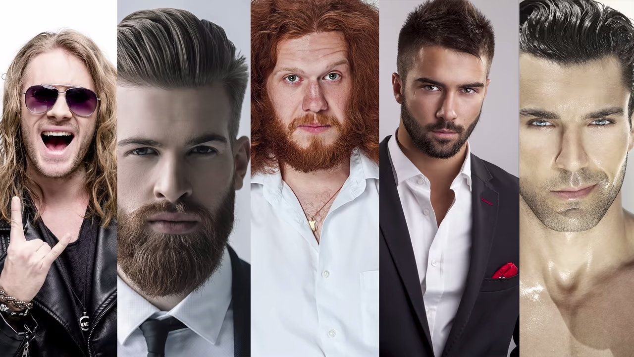 10Countries That Have Very Different Concepts ofMale Beauty