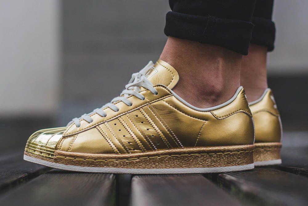 Adidas Allstars Gold