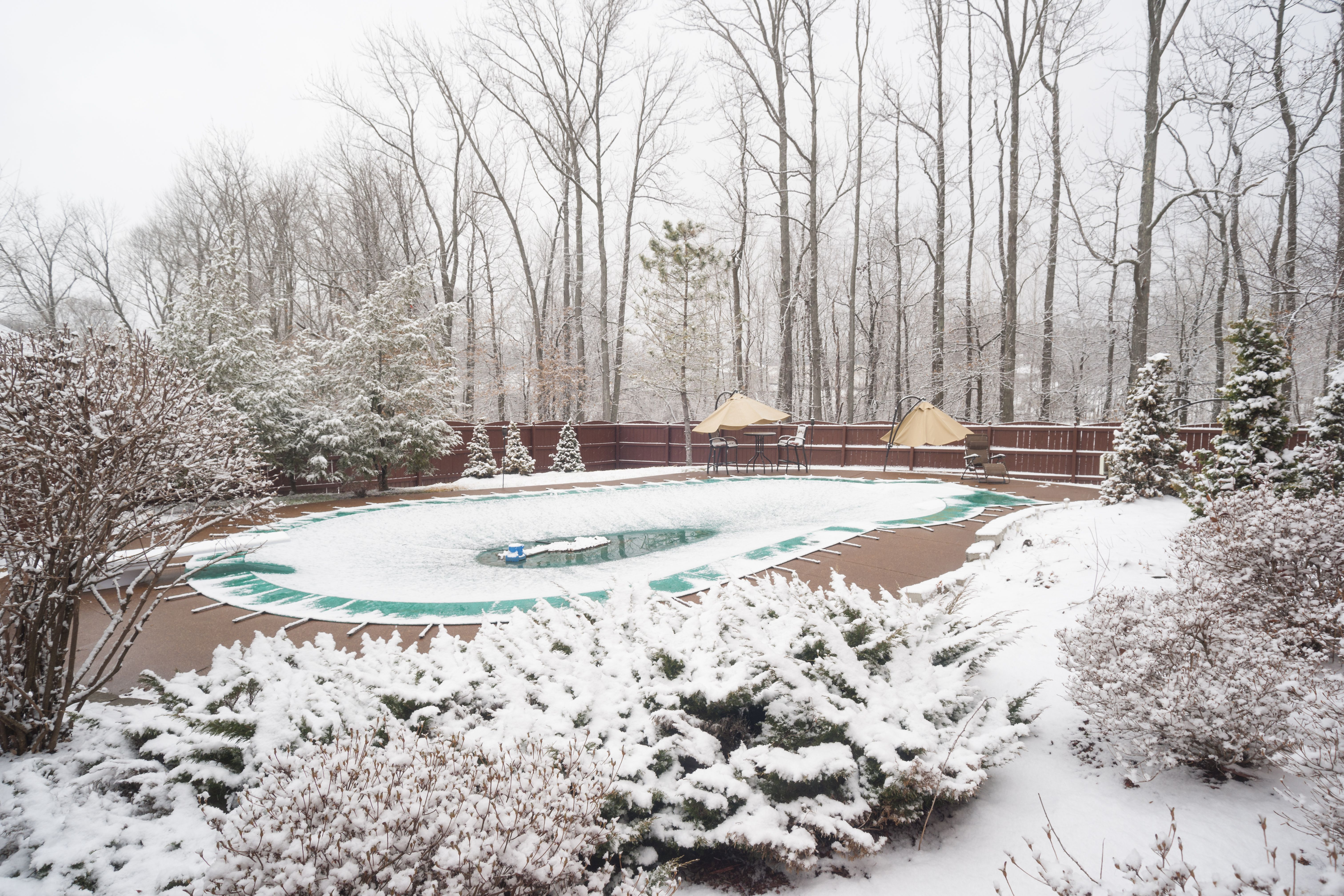 How to Winterize a Saltwater Pool Hunker Saltwater