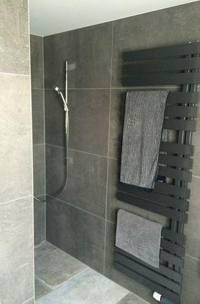 Altersgerechtes Duschbad Badezimmer dekor