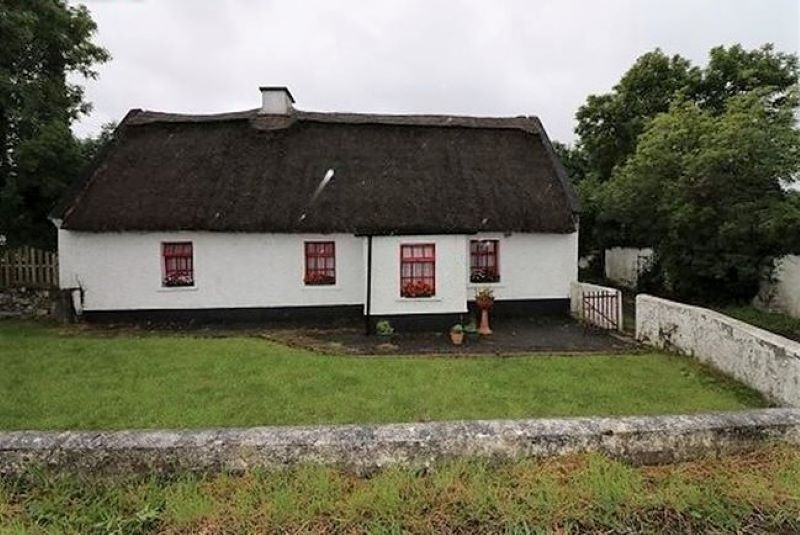 Magnificent Irish Thatched Cottage For Sale In Co Galway Is The Best Of Interior Design Ideas Philsoteloinfo