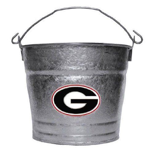 Ncaa Georgia Bulldogs Collegiate Ice Bucket Click On The Image For Additional Details Georgia Bulldogs Ice Bucket Tailgate Accessories