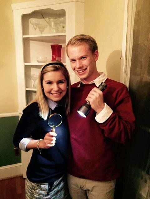Image result for nancy drew and joe hardy costume
