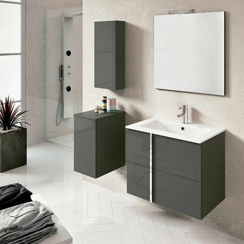 Royo Onix Vanity Wallhung and Sink 32